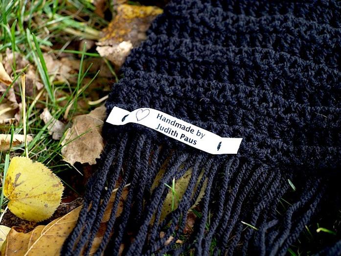 Schal und Mütze, Hallo Herbst! (Klicke hier!)