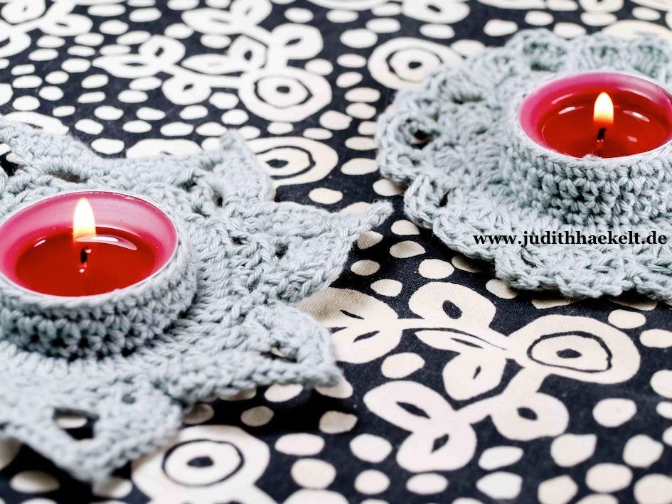 Teelichthalter Judithhaekeltde