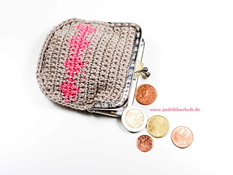 www.judithhaekelt.de - DIY Geldbörse