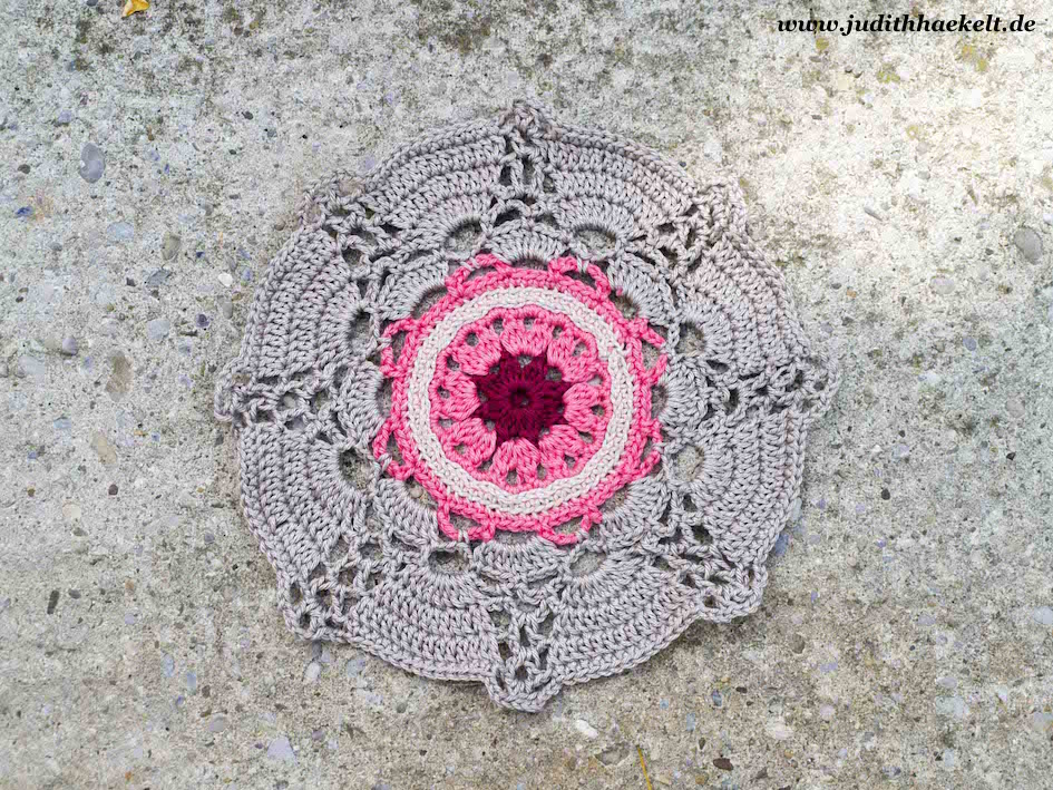 Mandala by Haafner - www.judithhaekelt.de