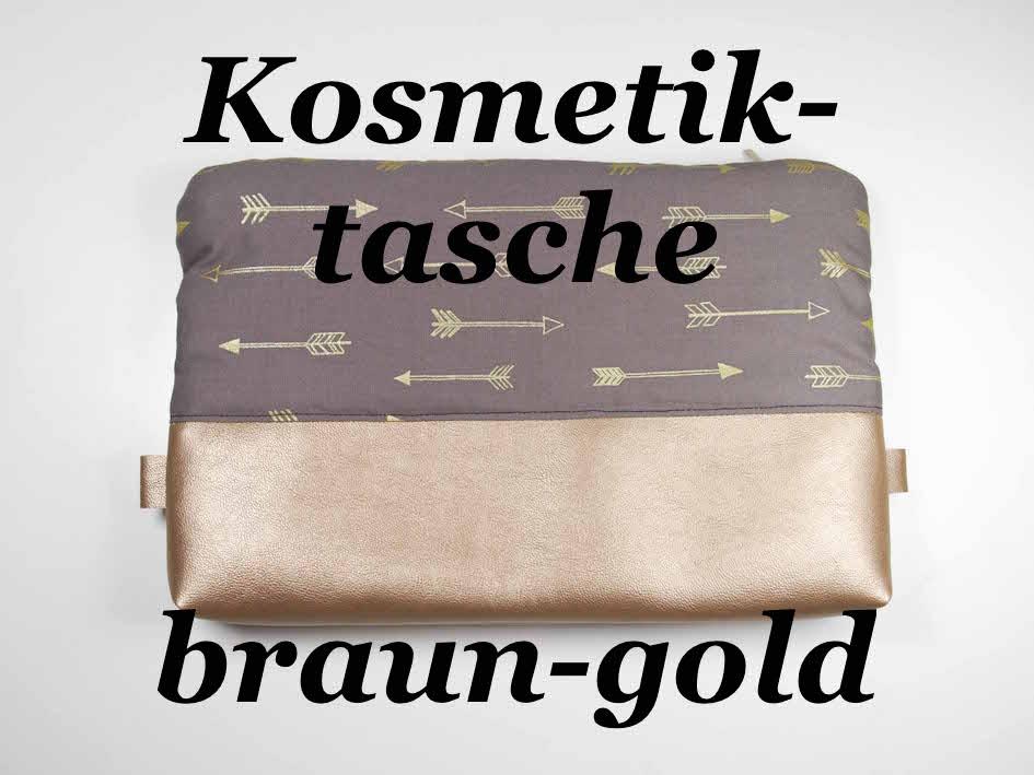 Kosmetiktasche - www.judithhaekelt.de