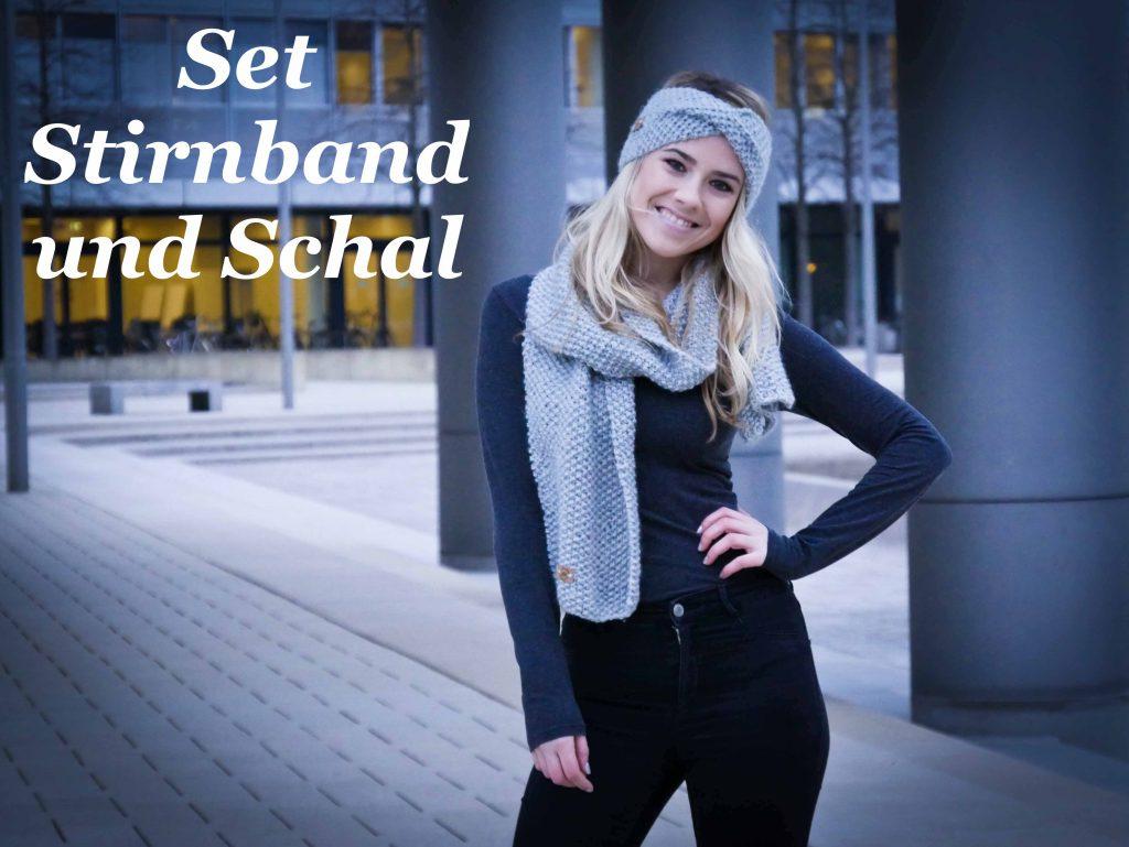 Set Schal und Stirnband www.judithhaekelt.de