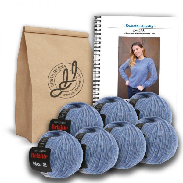 DIY-Kit Sweater Amalia